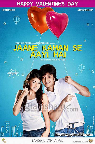 Jaane Kahan Se Aayi Hai in dual audio hindi