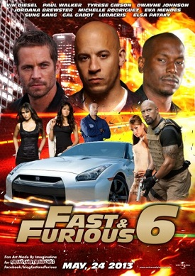 Fast And Furious 6 2013 Hindi Movie Review Rating Vin Diesel