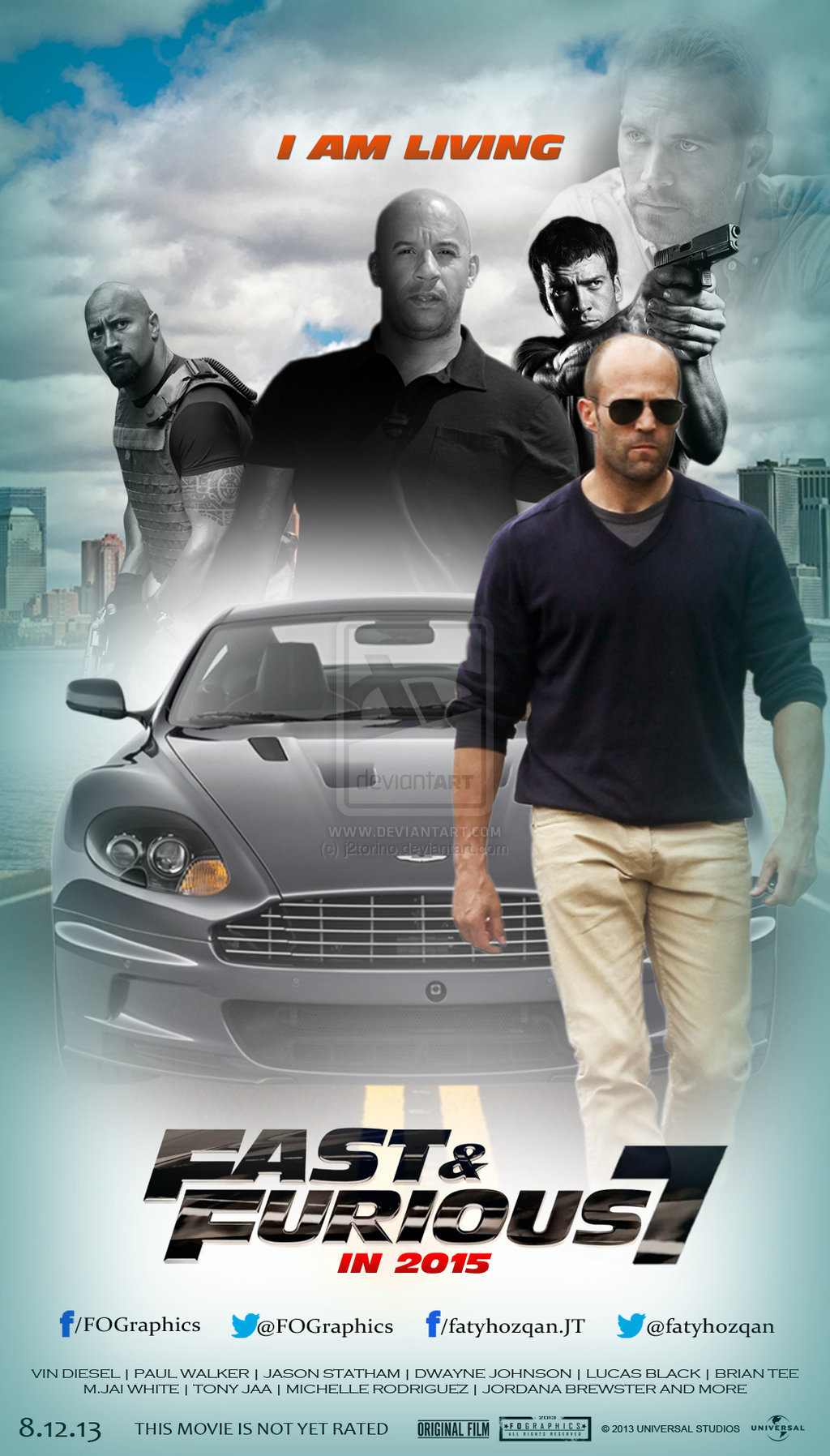 Fast Furious 7 2015 Hindi Movie Online Watch Full Length HD