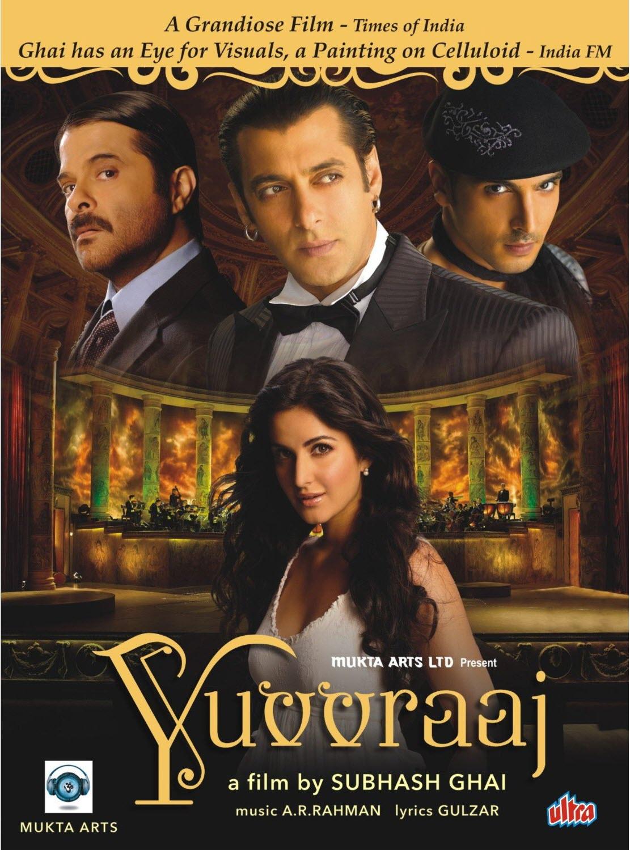 Yuvvraaj (2008) – 12mbps 1080p WEBHD – DTOne